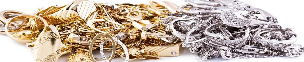 Schmuckankauf, Gold & Silberschmuck verkaufen